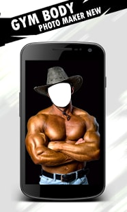 Gym Body Photo Maker New