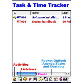 Task & Time Tracker