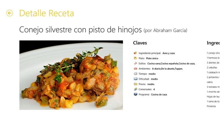Canal cocina descargar for Canal cocina cocina de familia