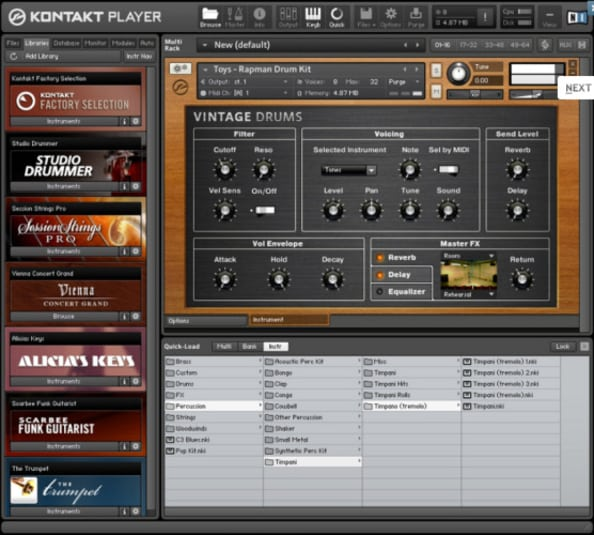 keygen on mac download KONTAKT Player 5 7 0