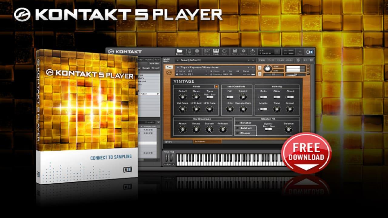 Kontakt Player Installer - Tapspace creativity in percussion