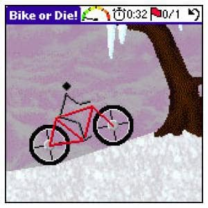 Bike or Die - Monochromatic