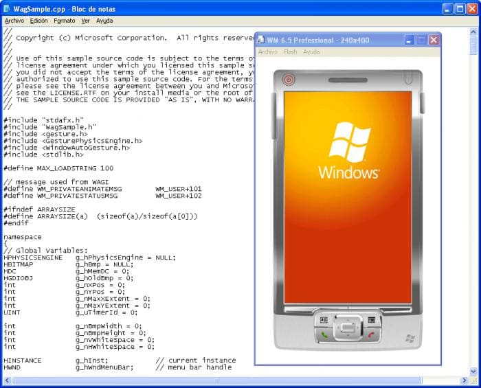 Windows Mobile 6.5 Developer Tool Kit