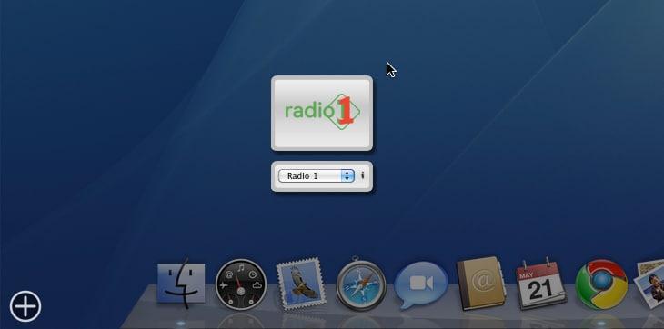Radio 1 Widget