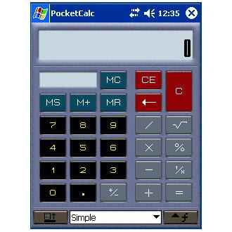 PocketCalc