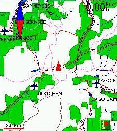Vito Schweizkarte