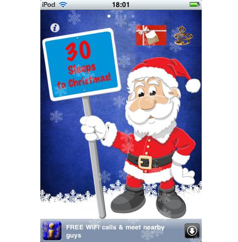 Sleeps to Christmas