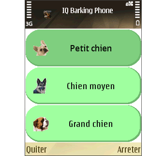 IQ Barking Phone