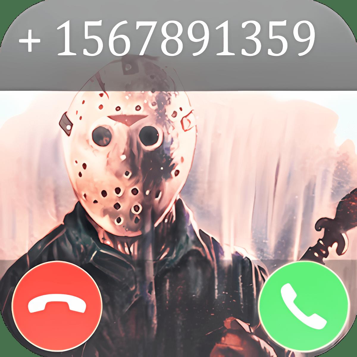 Killer Jason Fake Call Prank