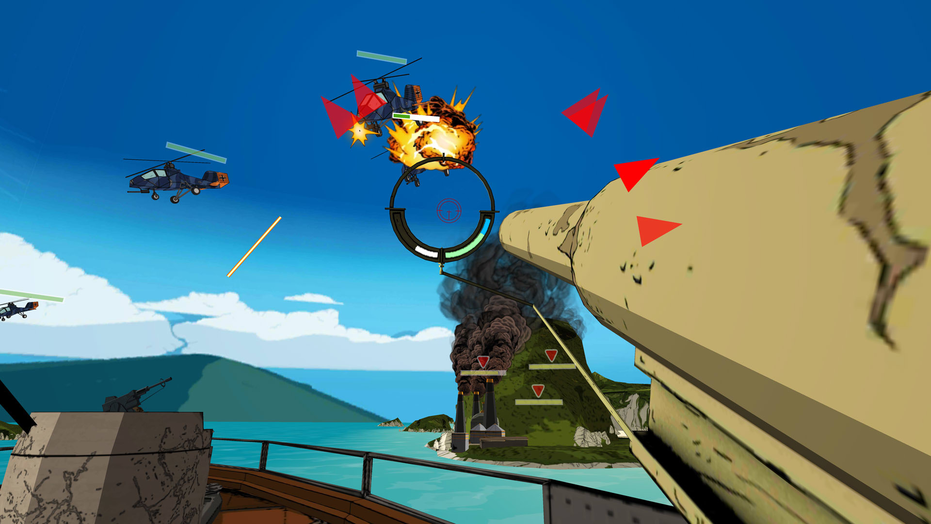 Bandit Six: Combined Arms PS VR PS4