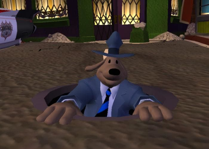 Sam & Max What's new, Beelzebub?