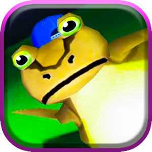 The Amazing - Frog simulator