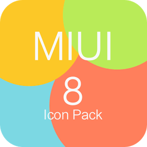 MIUI 8 - Icon Pack (beta)
