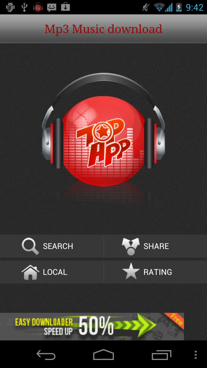 Mp3: MP3 Music Download Super For Android