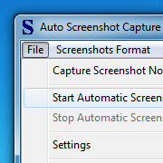 Automatic Screenshot Capture 1.0