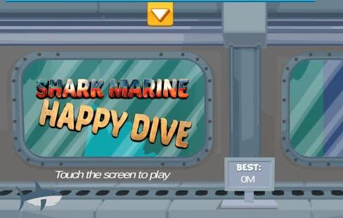 Sharkride Happy dash