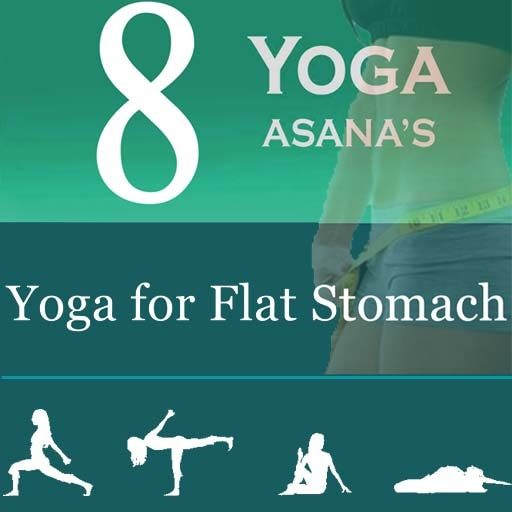 8 Yoga Poses for Flat Stomach 1