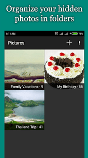 Hide Photos, Video-Hide it Pro