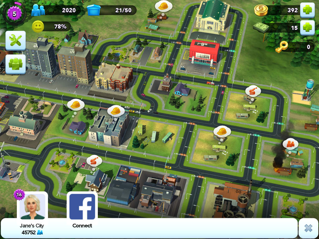 Good Iphone City Building Games