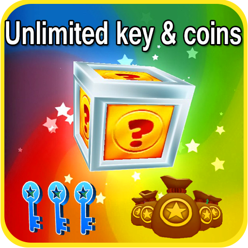 Unlimited key for subway prank 1.0