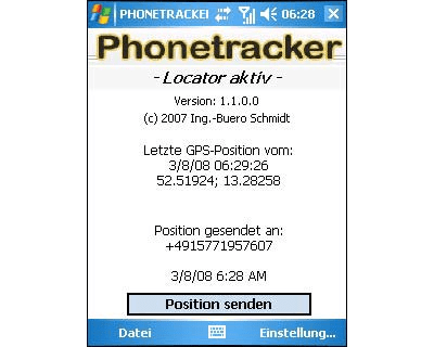 Phonetracker Locator and Phonetracker4Free