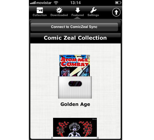 Comic Zeal