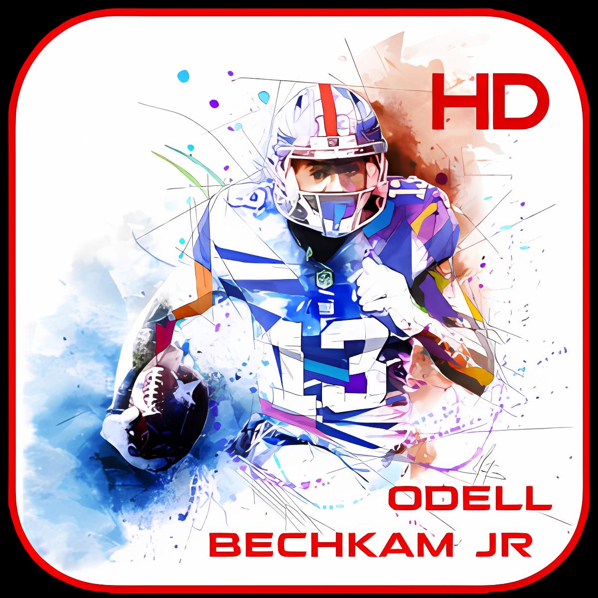 Odell Beckham Jr Wallpaper HD
