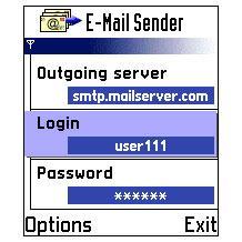 E-Mail Sender