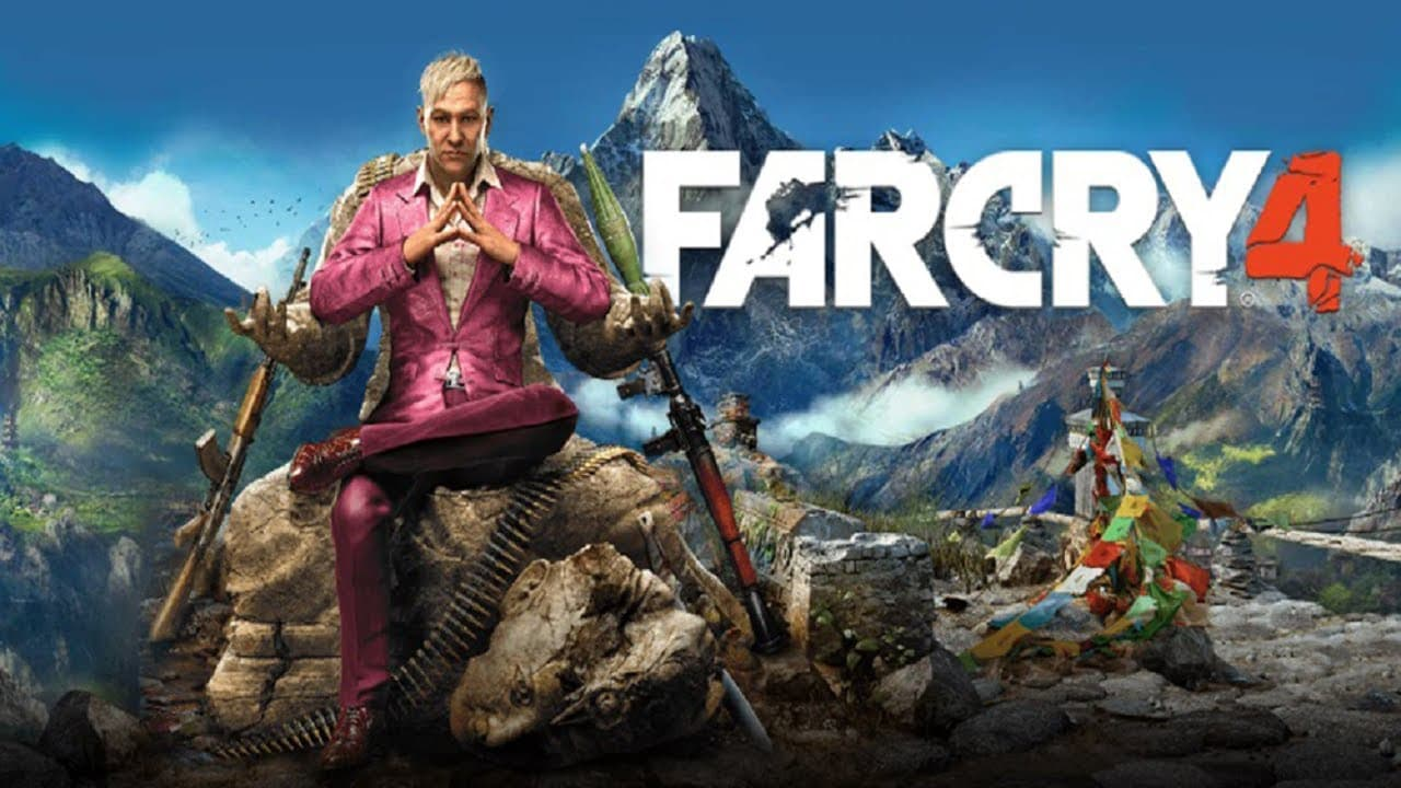 Far Cry 4 Arena Master