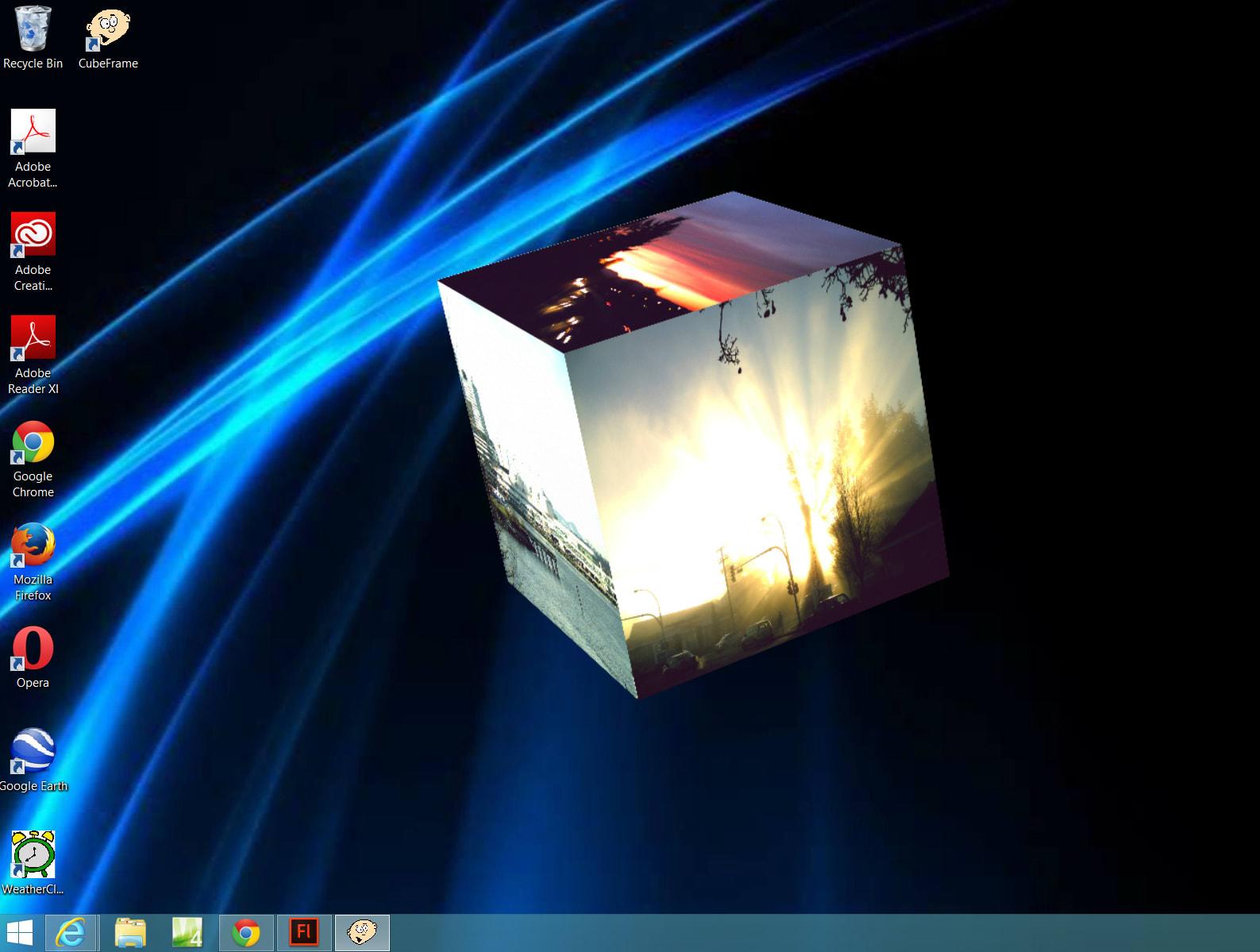 CubeFrame Trial