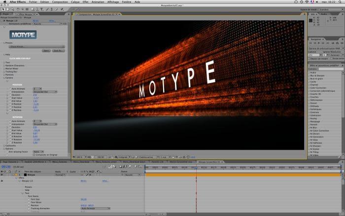 boy writing animation software