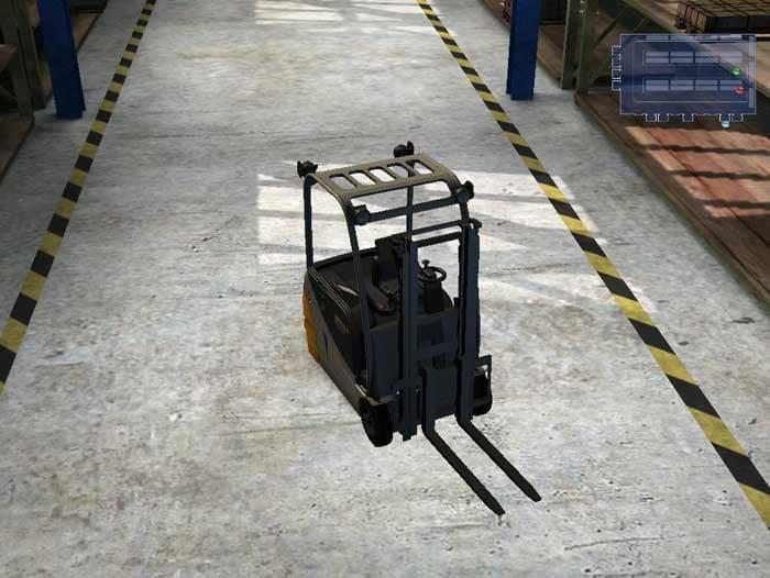 Gabelstapler Simulator