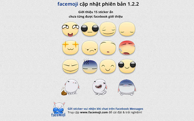 Facemoji for Chrome