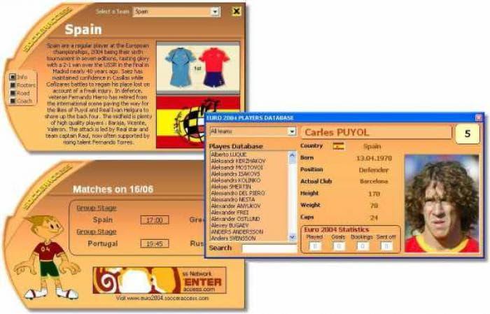 Euro 2004 Center