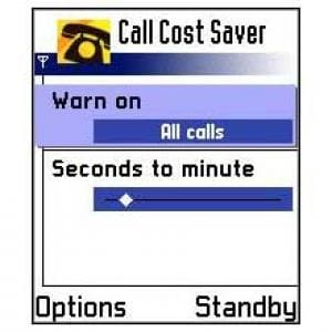 Call Cost Saver