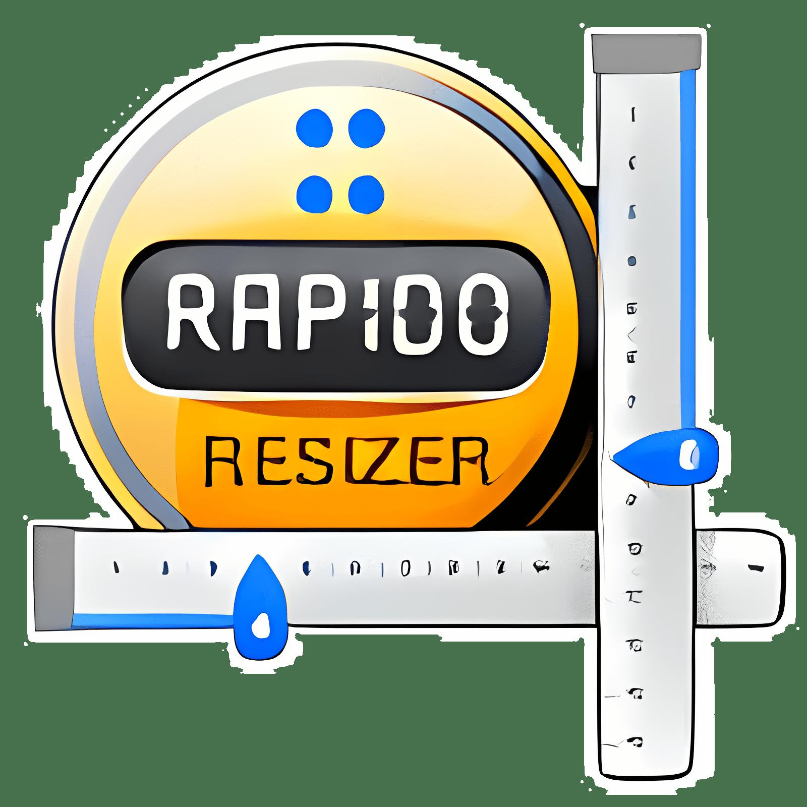 RapidoResizer (ex Resize 'Em All)