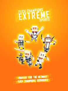 Flick Champions Extreme Sports