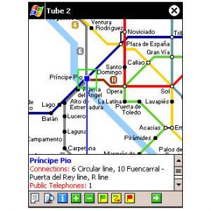 Tube 2 Madrid