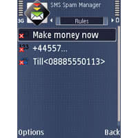 SMS Spam Manager