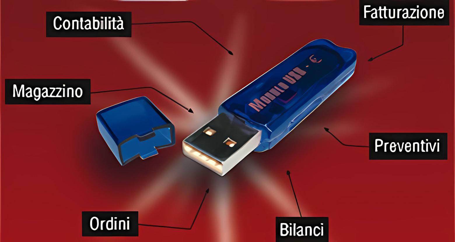 MODULO-USB