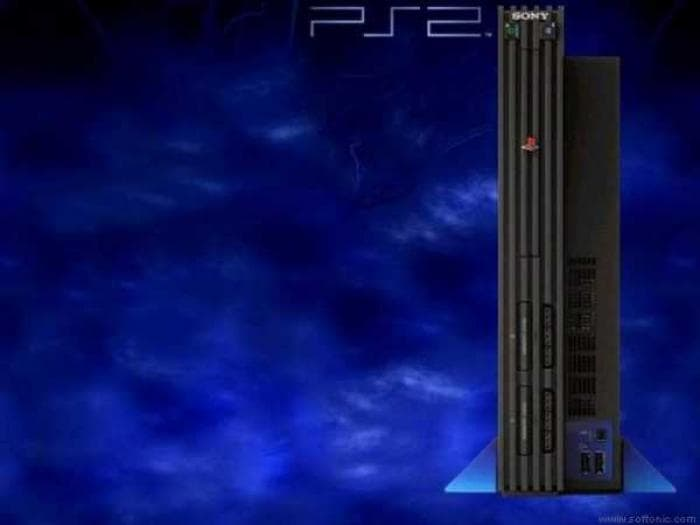Playstation 2 Wallpaper