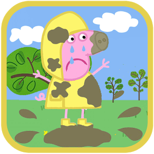 Peppa Mud Run - NEW
