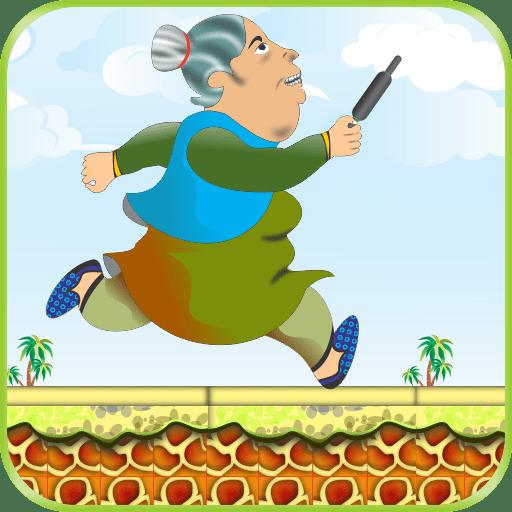 Angry Granny Run