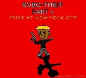Robo-Thief: Crisis at New York City