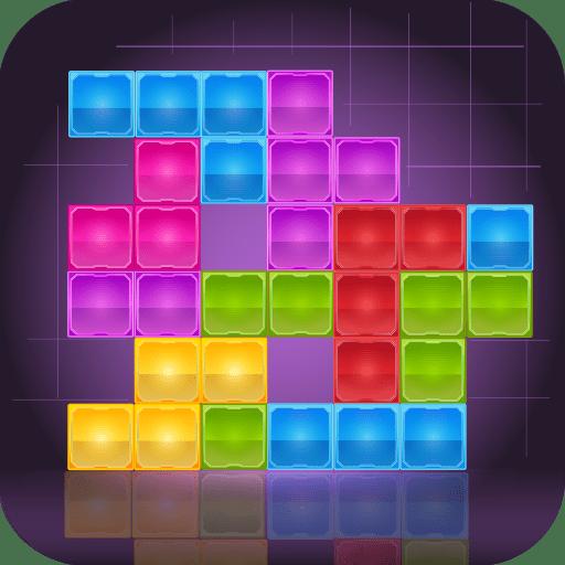 Block Puzzle : Glow Breaker 1.0