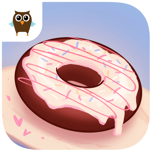 Fairy Donuts Make & Bake