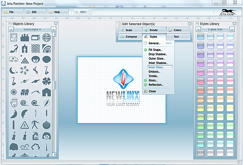 Free logo maker download Free graphic design software for windows