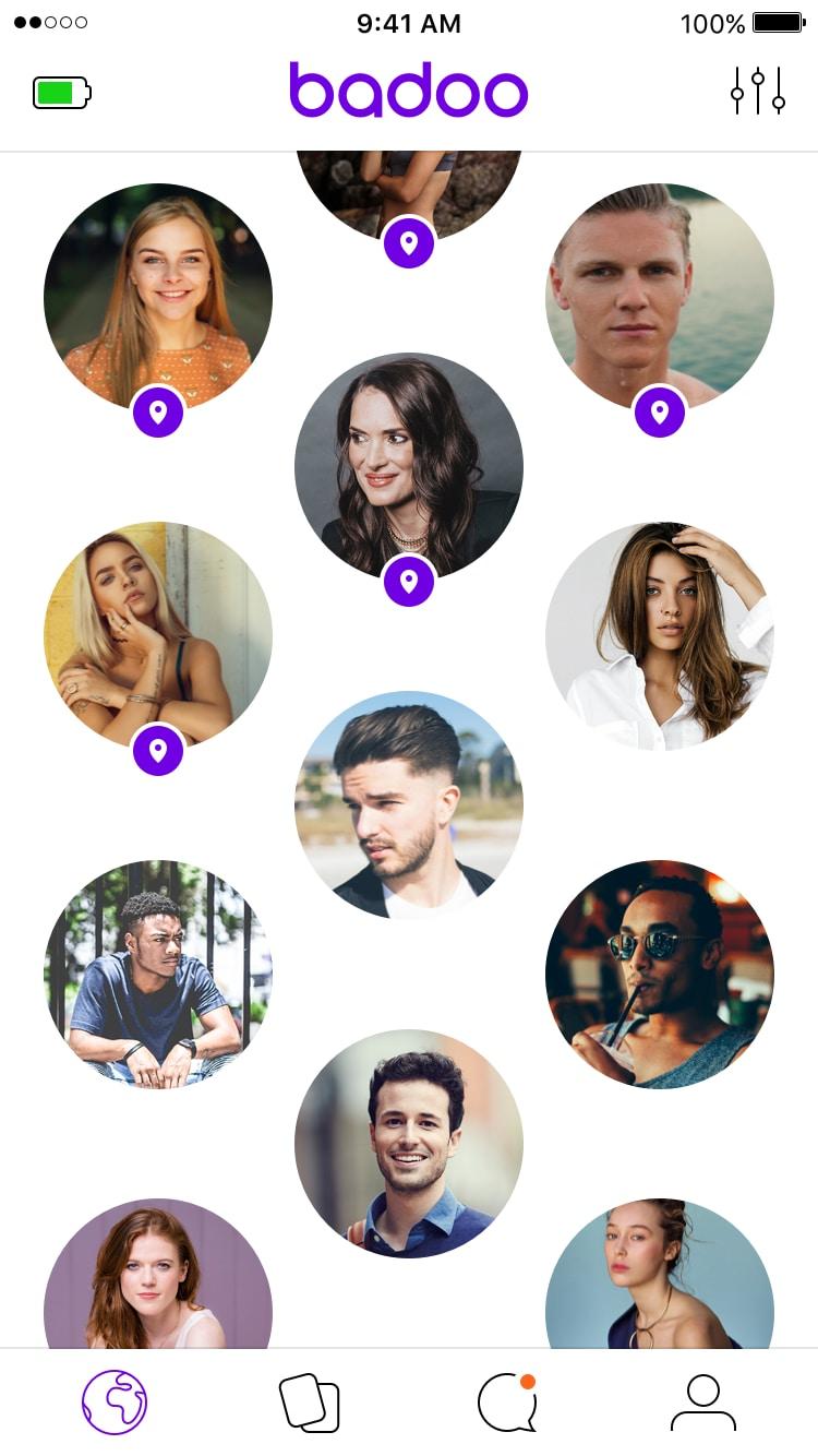 badoo dating network