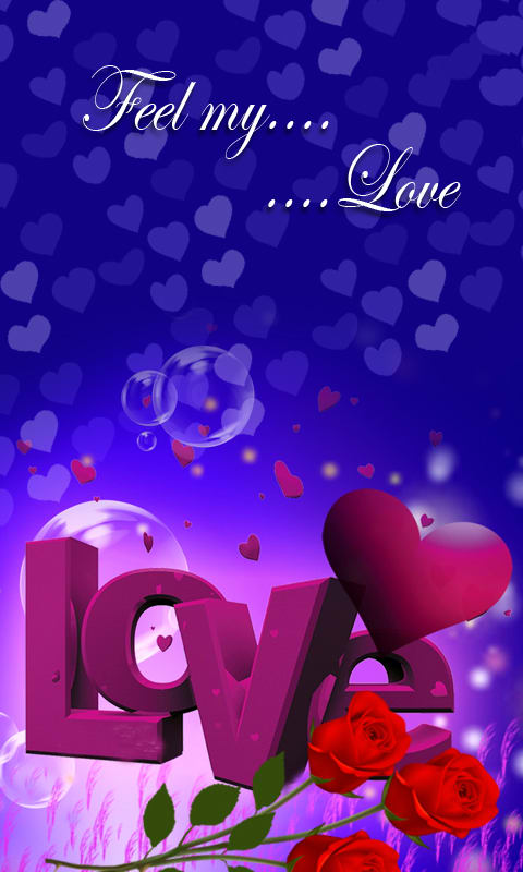 Love Wallpapers In Zip : Love Live Wallpaper HD New for Android - Download