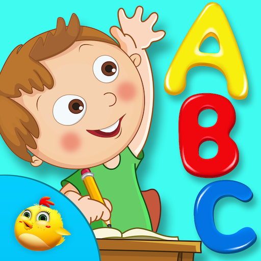 Toddler ABC Jigsaw For Kids